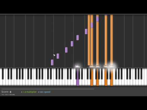 Oblivion theme piano tutorial Music Videos