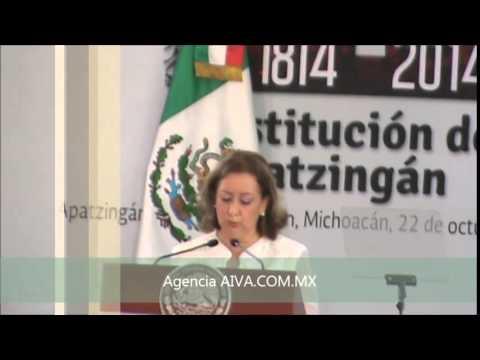 Apatzingan con legados a la Nación Enrique Peña nieto