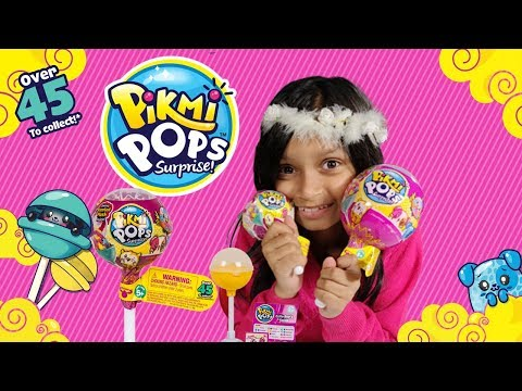 Pikmi Pops Surprise Plushies Opening | Kyrascope Toy Reviews India