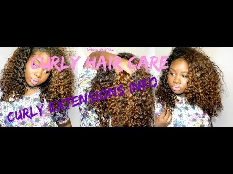 Curly Extensions maintenance & Info