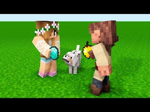 БАТУТ И ИГЛУ В МАЙНКРАФТ. БИТВА СТРОИТЕЛЕЙ, БИЛДБАТЛ #02 Рандомные миниигры в Minecraft