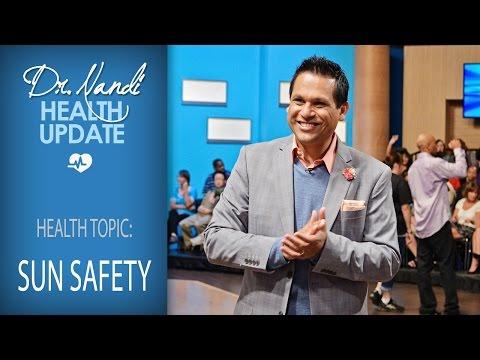 Dr  Nandi Sun Safety Health Update