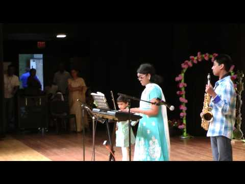 Snehas performance of Mundhinam Parthene from the movie Vaaranam...