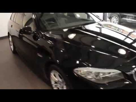 USED  BMW 5 SERIES 2.0 520D M SPORT TOURING DIESEL AUTOMATIC 5DR