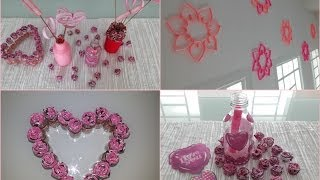 DIY Room And Home Decoration / Valentine