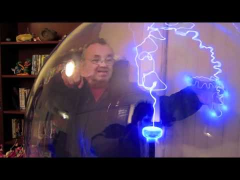 Supersized Plasma Ball