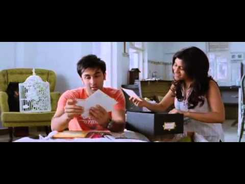 Romantic rain song from Wake Up Sid-Boondon ke moti-