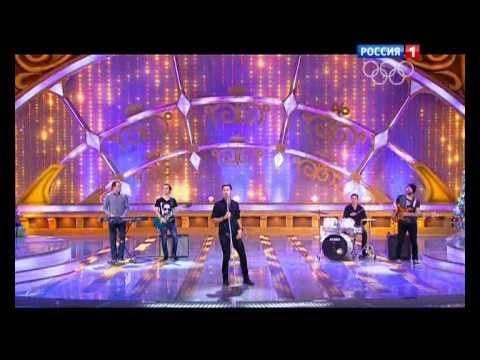 Стас Пьеха - Старая история (Первый Новогодний Вечер 2014)