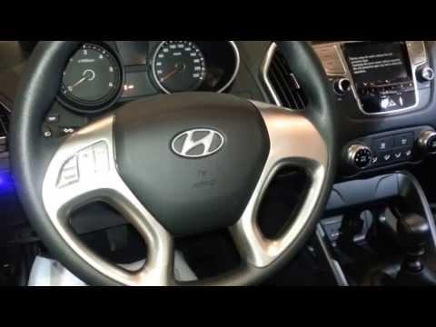 interior Hyundai Tucson ix35 2013 al 2014 Precio Caracteristicas versión para Colombia FULL HD