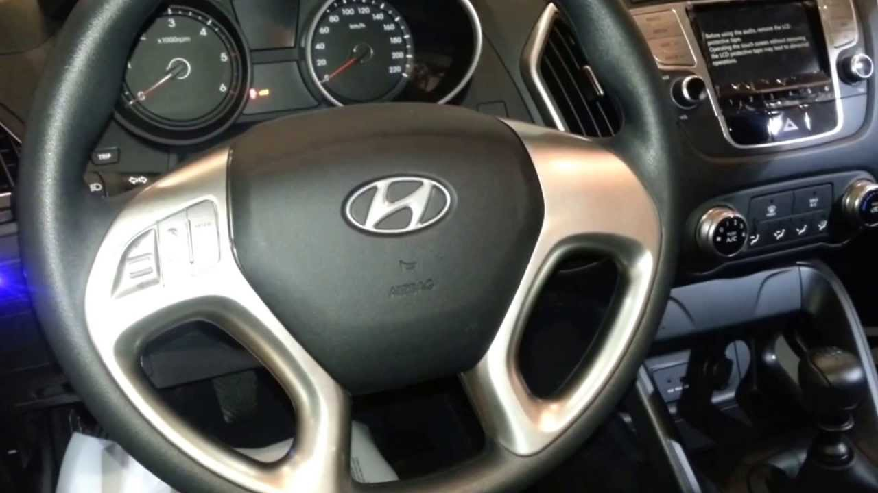 Interior Hyundai Tucson Ix35 2013 Al 2014 Versi 243 N Para