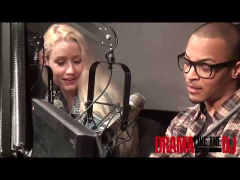 T.I. Defends Iggy Azalea Against Azealia Banks