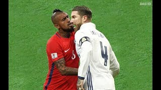 Arturo Vidal VS Sergio Ramos ● Bad Boys [LET'S FIGHT]