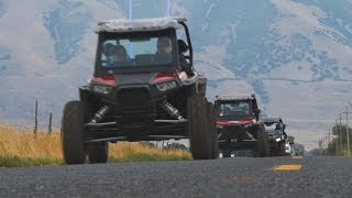Utah's Laws for Street Legal UTVs explained & UTV riding in Tooele Utah