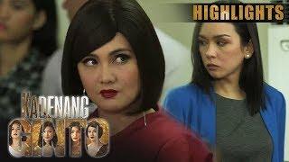 Daniela, nagulat nang dumating sa hearing si Romina | Kadenang Ginto (With Eng Subs)