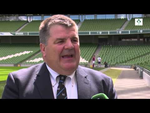 Irish Rugby TV: Club Presidents - Ulster Bank League Final Preview