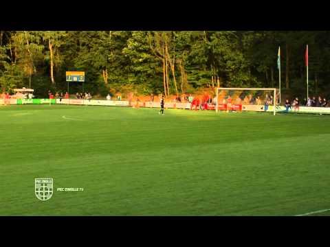 Samenvatting PEC Zwolle - Mersin İdmanyurdu