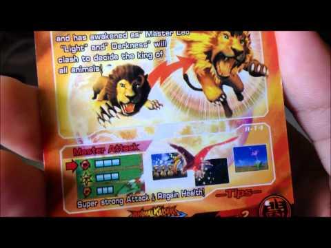 Animal Kaiser Card Review Fake Master Leo