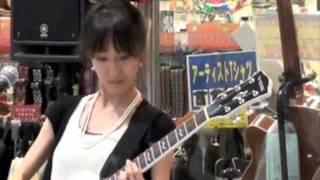 Satch Boogie - Performed by Jikki