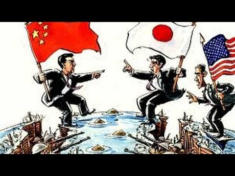 Lead Up To WW3: China & Japan Head Towards War Over Disputed Senkaku Islands