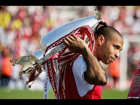 Football's Greatest - Thierry Henry