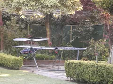 Older Small 3 Channel Helicopter, It Was One of The First Sub Micro 3