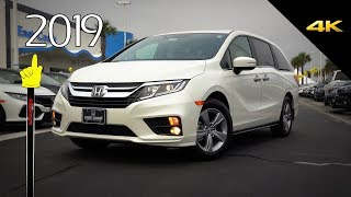 2019 Honda Odyssey EX-L - Ultimate In-Depth Look in 4K
