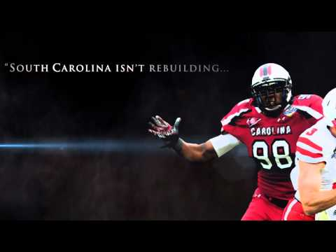 South Carolina Football 2012