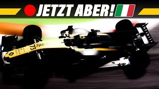 F1 2017 Ligarennen Livestream Deutsch - Monza, Italien GP (Rapid Racers League) Gameplay German