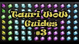 Tauri WoW Guides 3. rész - Jewelcrafting 10k gold / 15 perc ???