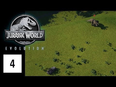 Krankheiten behandeln - Let's Play Jurassic World Evolution #4 [DEUTSCH] [HD+]