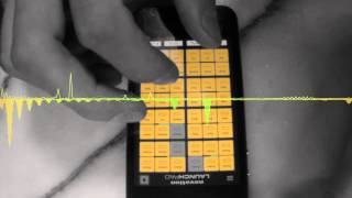 iPhone Novation Launchpad【Dubstep】 DJ app