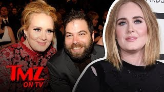 Adele Is Single, After Filing For Divorce | TMZ TV