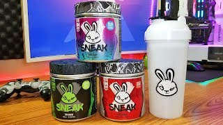 Gaming Energy Drink! Sneak Taste Test and First Impressions