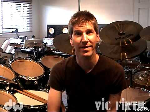 CHAD WACKERMAN BY VIC FIRTH