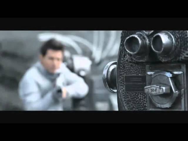Oblivion International Trailer - Tom Cruise