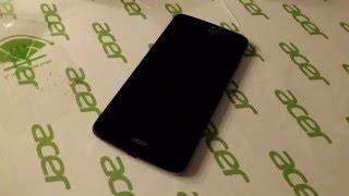 Unboxing; Acer Liquid Zest 4G