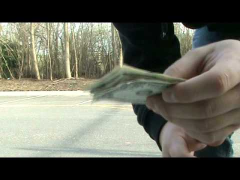 All Cash Money Clip - Demo