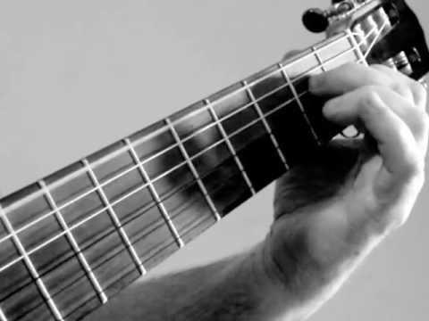 (Arpegio de Guitarra Clásica nº1)