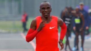 Sub 2 Hour Marathon – NIKE #BREAKING2 Attempt