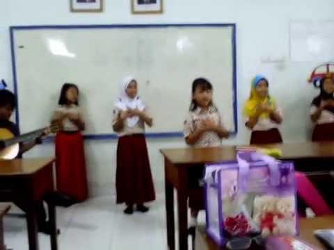 Terima Kasih Guru (Lagu Anak SD: Guruku Tersayang)