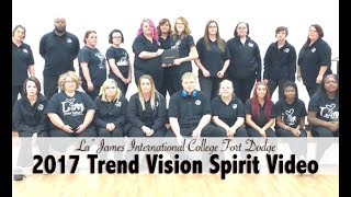 LJIC Fort Dodge - 2017 Trend Vision Spirit Video