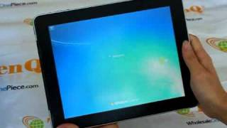 Dual OS Android 2.2 Windows 7 Tablet PC Built-in 3G Bluetooth 16GB