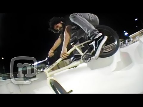 Crooked World BMX Presents: Calling the Shots with Tammy and Lahsaan