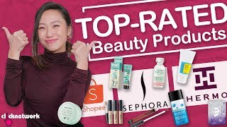 Reviewing Top Rated Beauty Products - Tried and Tested: EP149