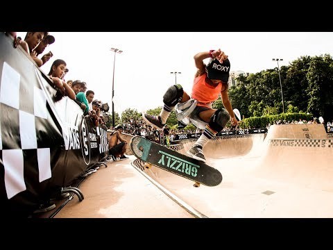2nd Place Run | Sky Brown - 77.94 | 2017 Asia Continental Championships | Vans Park Series