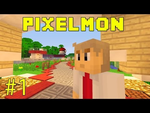 Pixelmon - Learning The Basics - Part 1
