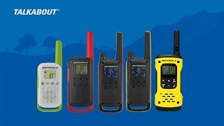 25 Ways to Use Your Motorola Solutions TALKABOUT™ Walkie-Talkies