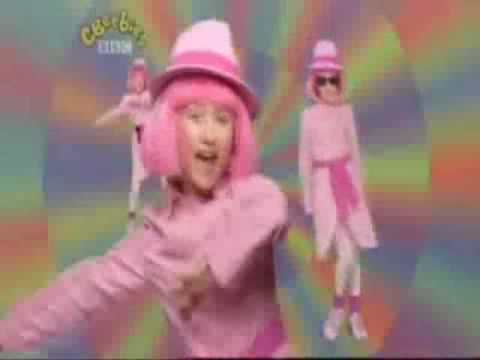 Lazy Town is just TOO DAMN SEXY!