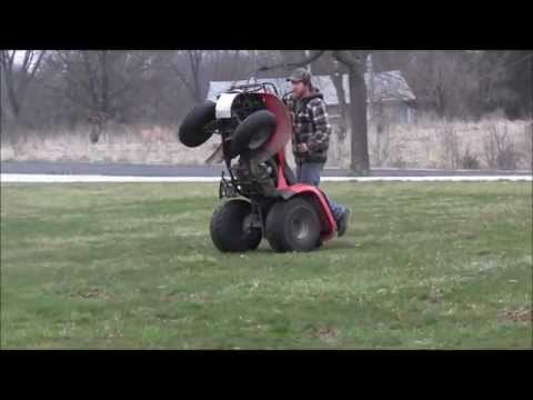 2000 yamaha kodiak 400 wheelies