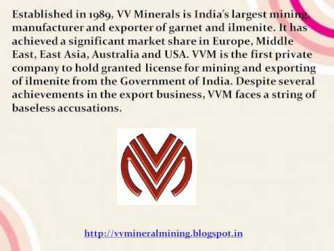 VV Minerals India Stays Optimistic Despite Media Ignorance